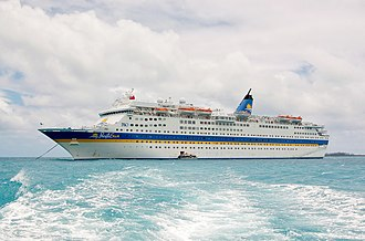 Henna (ship) - The vessel as Pacific Sun in 2007.