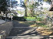 Paddington QLD ithaca war memorial gardens