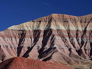 Painted Desert (Arizona) - Image: Painted Desert 2 700px
