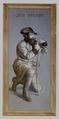 "Painting ""Jeb Stuart"" at Court House Annex, Richmond, Virginia LCCN2010719845.tif"