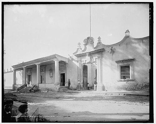 Thumbnail from Casa Municipal (Casa de Cortés)