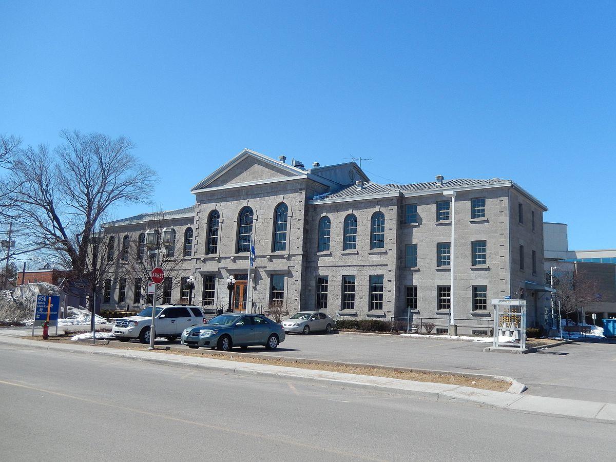 Palais de justice de joliette u wikipédia