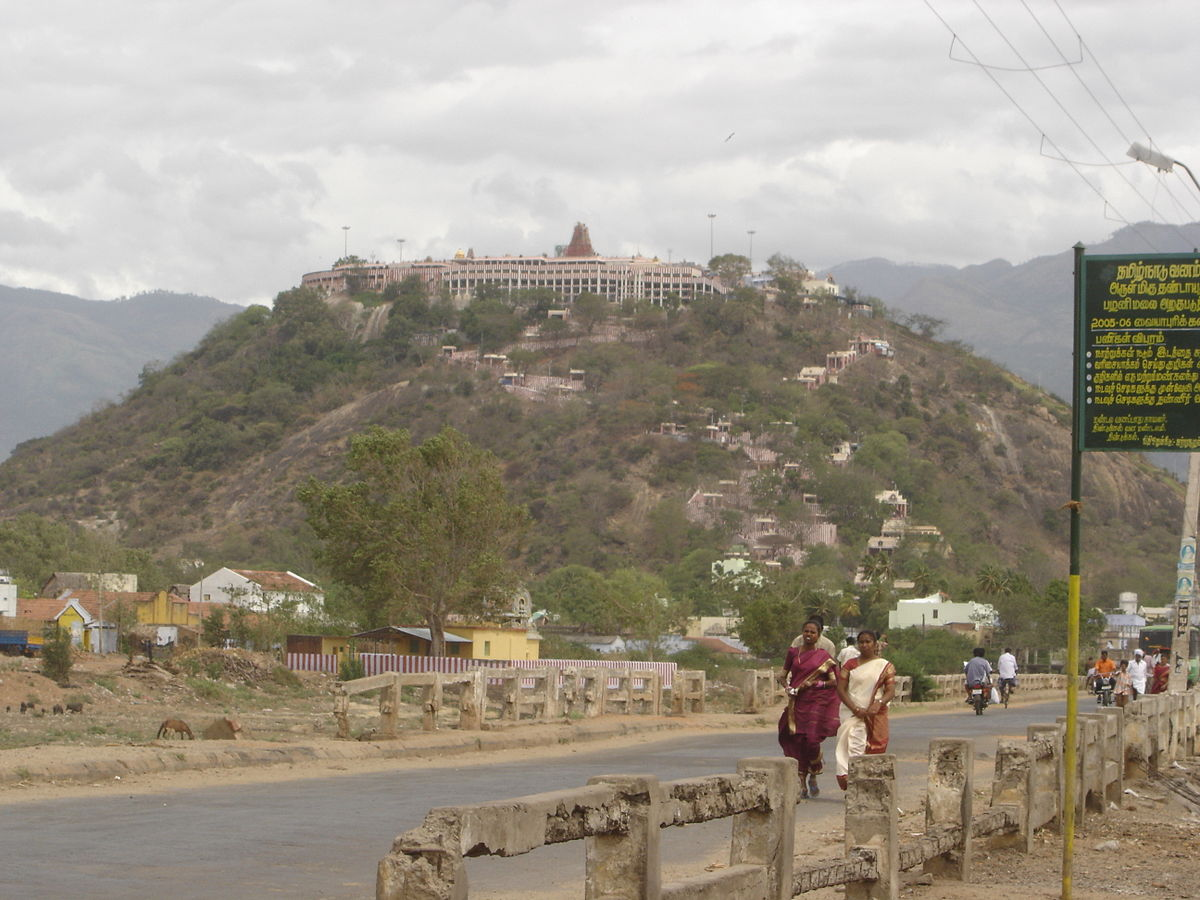 Palani Murugan temple - Wikipedia