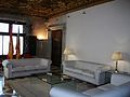 Palau de la Generalitat Valenciana, sala daurada menuda.JPG