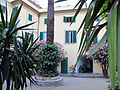 Palazzo Bombicci Pontelli, giardino 01.JPG