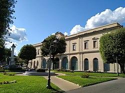 Palazzo Municipale, e piazza della Repubblica.jpg