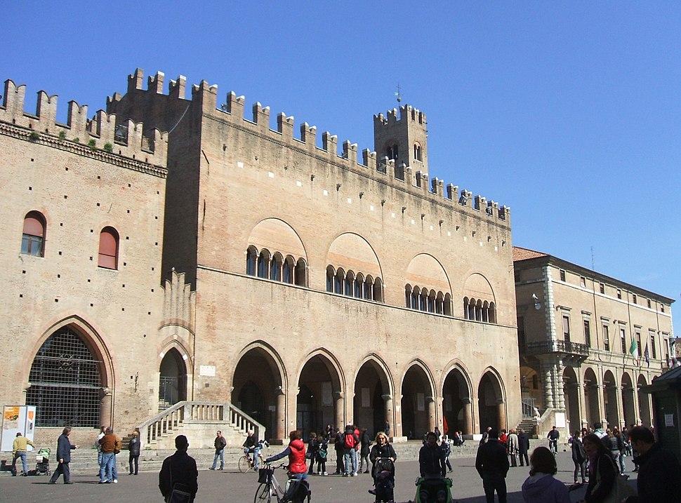 Palazzo dell'Arengo, Rimini Italy