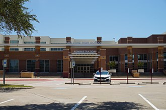 Palestine, Texas - Palestine High School