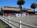 Palo Alto Stock Farm horse barn, Fremont Rd., Palo Alto, CA 6-3-2012 2-37-58 PM.JPG