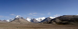 Roof of the World - Panorama of the Pamirs, the Original Roof of the World