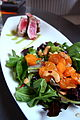 Pan Seared Tuna Mandarin Cashew Salad.jpg