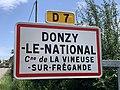 Panneau entrée Donzy National Vineuse Fregande 2.jpg