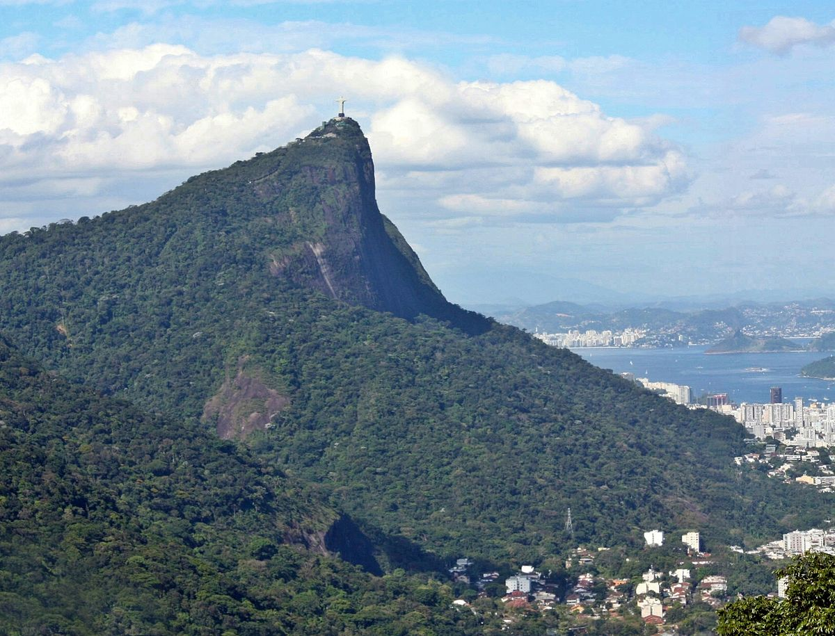 corcovado brasilien