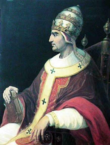 Papa Gregorius Undecimus