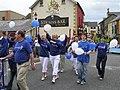 Parade through Omagh - geograph.org.uk - 474790.jpg