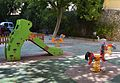 Parc de jocs infantil darrere del convent, Benissa.JPG