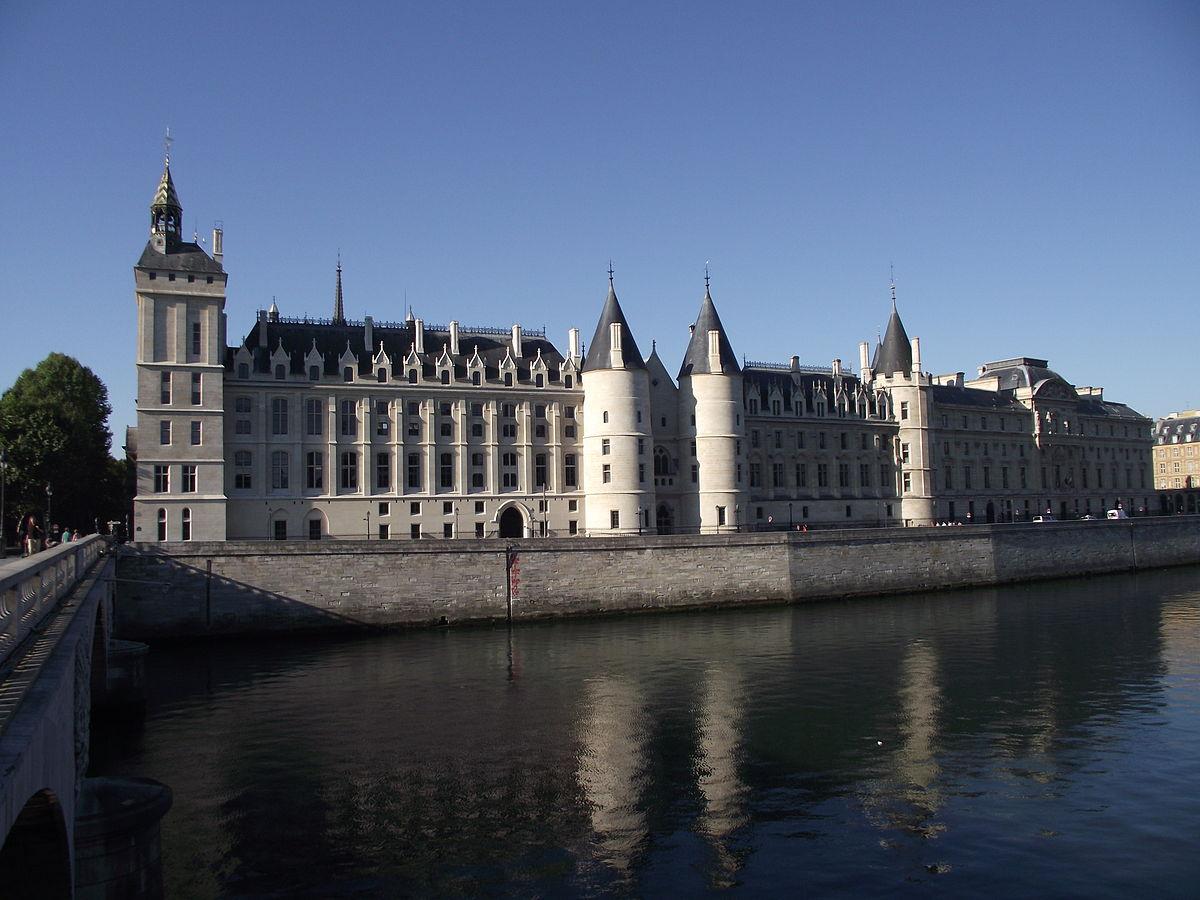 Conciergerie wikipedia for Architettura a parigi
