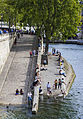 Paris, bank of the Seine, 28 September 2014.jpg