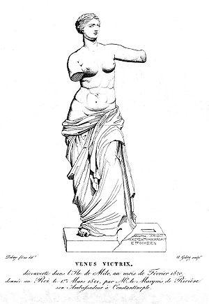 Dompierre-les-Ormes - Venus de Milo