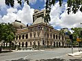 Parliament House, Brisbane, seen from George Street and Alice Street intersection.jpg
