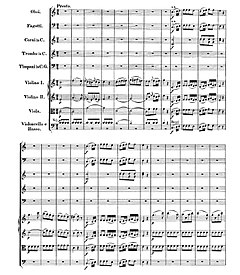 Partitur for Mov 4 of Mozart's Symphony in C K.425.jpg