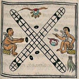 Patolli Wikipedia La Enciclopedia Libre