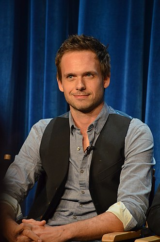 2012 Ovation Awards - Patrick J. Adams, nominee, Lead Actor in a Play