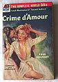 Paul Bourget, Crime d'Amour, cover by Harry Barton, 1953.jpg