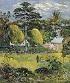 Paul Gauguin - Paysage (Musée Orangerie).jpg