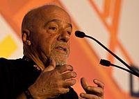 image of Paulo Coelho from Wikipedia