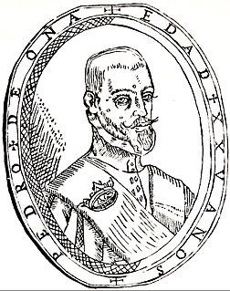 Pedro de Oña