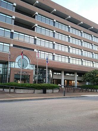 Pensacola City Council - Image: Pensacola City Hall