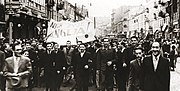 People of Warsaw under GB Embassy 3.09.1939