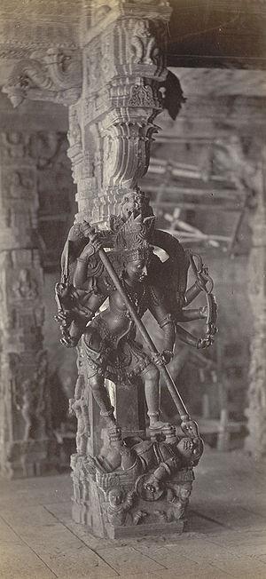 Perur Pateeswarar Temple - Image: Perur 1