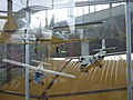 Petőfi Csarnok, Repüléstörténeti kiállítás, PZL-Mielec An-2PF, Pilatus Pc-6 Turbo Porter és Let L-410AF modellek.JPG