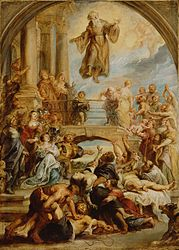 Peter Paul Rubens: The Miracles of Saint Francis of Paola