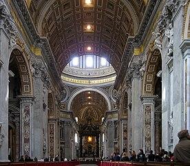 Petersdom Rom Kirchenschiff.jpg
