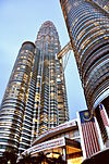 Petronas Towers - from the base upwards.jpg