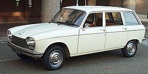 Peugeot 204 - Peugeot 204 Break