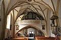 Pfarrkirche Stall - Orgelempore.JPG