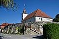 Pfarrkirche hl. Michael 01, Michelbach, Lower Austria.jpg
