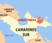 Ph locator camarines sur garchitorena.png