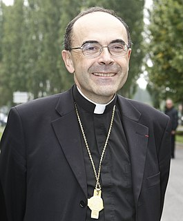 Philippe Barbarin French Roman Catholic prelate