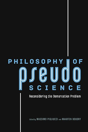 Massimo Pigliucci - Cover of Philosophy of Pseudoscience.
