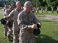 Photo Gallery, Marine recruits learn chemical warfare defense on Parris Island 130730-M-FL578-099.jpg