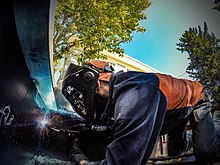 gas metal arc welding wikipedia