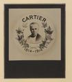 Photograph of the design for the Cartier centenary celebration button (HS85-10-28743) original.tif
