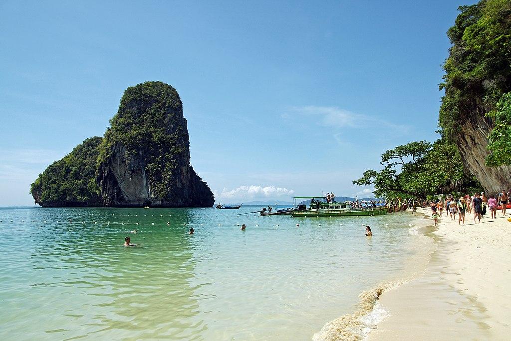 Phra Nang beach 5