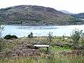 Picnic site overlooking Kyle Rhea - geograph.org.uk - 1499276.jpg