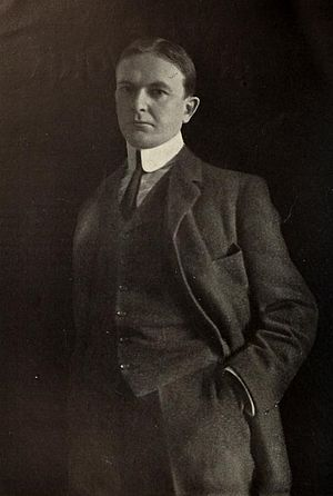 Georgetown University Alma Mater - Robert J. Collier, the author of the Alma Mater